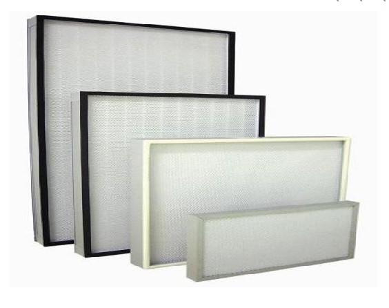 无隔板高效过滤器-有隔板高效过滤器系列产品